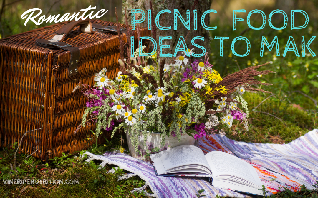 4 Perfect Picnic Menu Ideas
