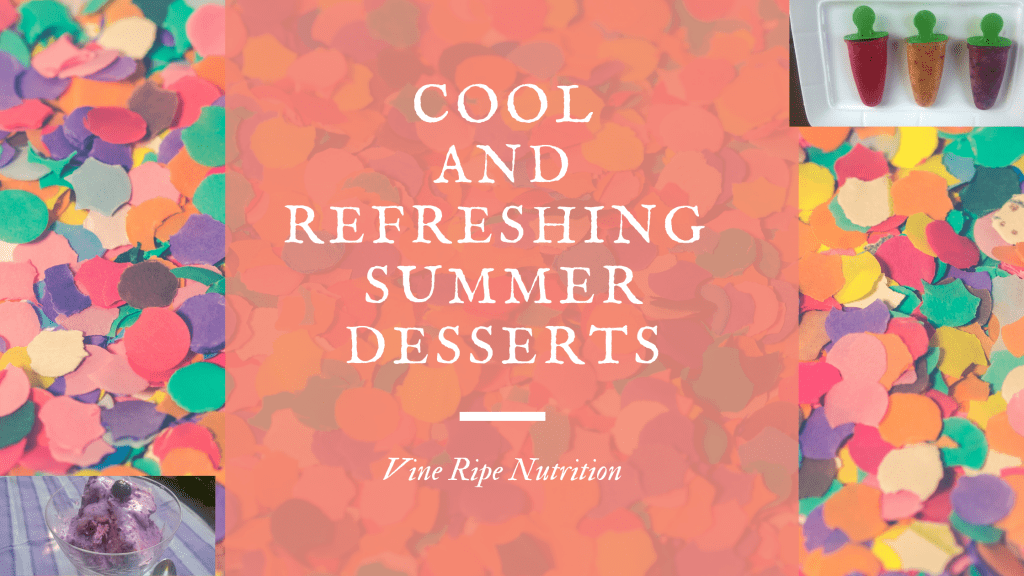 Pictures of Cool and refreshing summer desserts